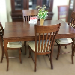 5 Piece Rectangular Dining Set
