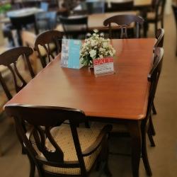 7 Piece Rectangular Dining Set