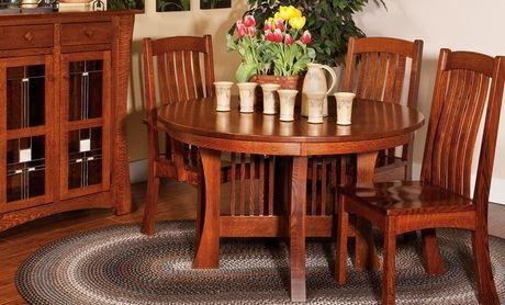 Quarter Sawn Oak Furniture | King Dinettes