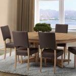 Birchwood Oval Dining Set