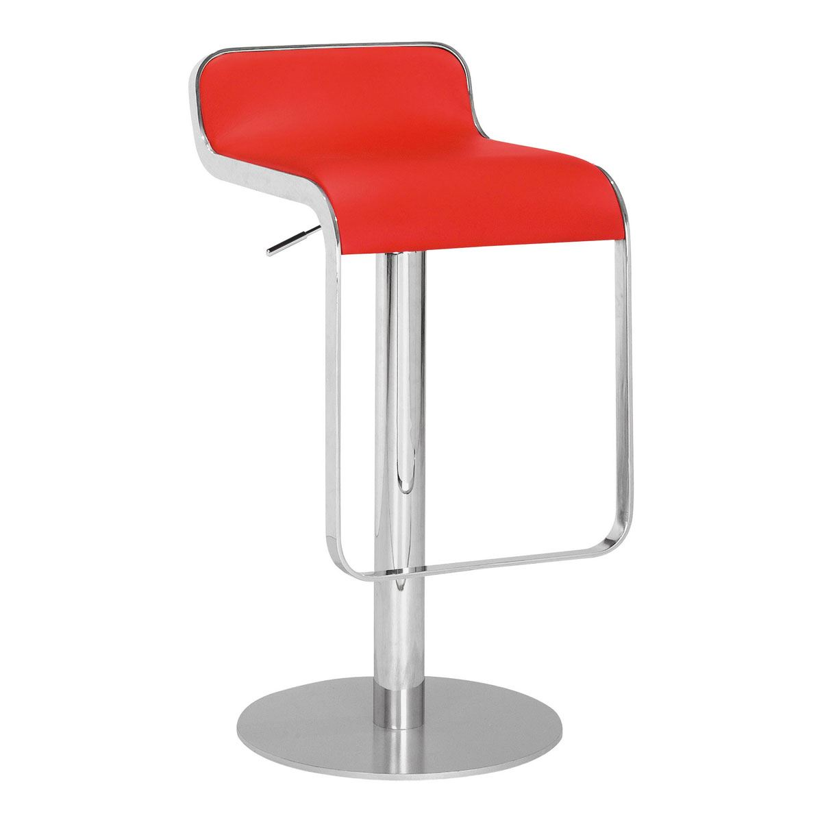 Bar Stool ? Red  King Dinettes  Custom Dining Furniture  Kitchen