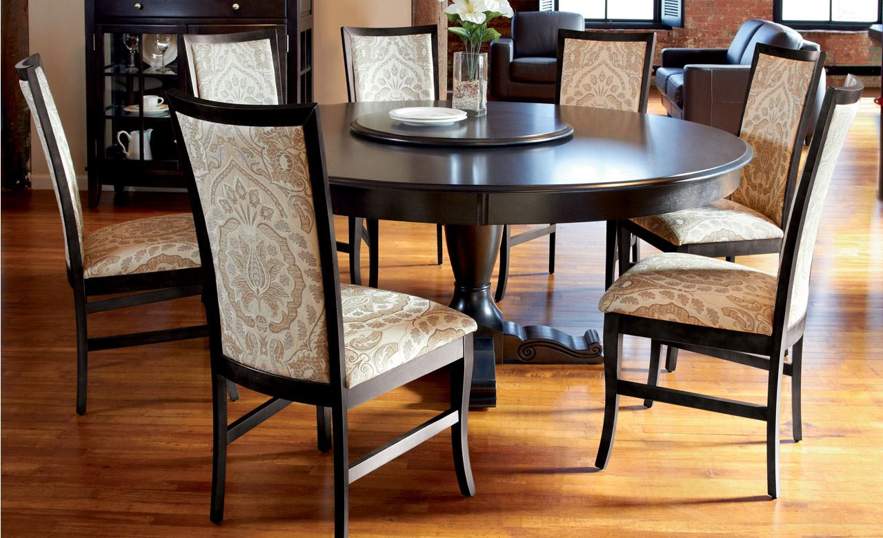 72 Inch Round Dining Tables Ny Nj Pa King Dinettes