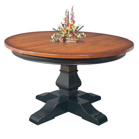 "72"" Round Tuscany Table"
