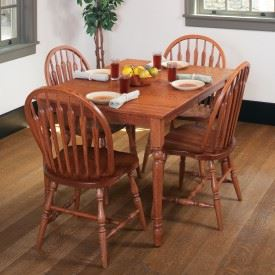 Arrowback Dining Set