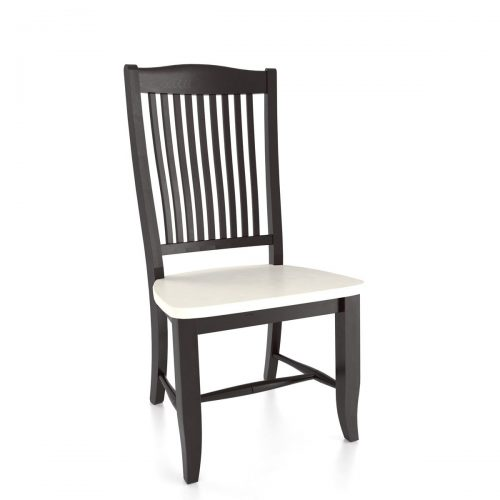 Lumbar Back Side Chair