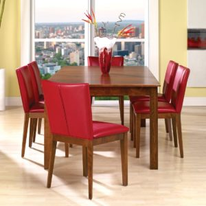 Lowback Parsons Dining Set