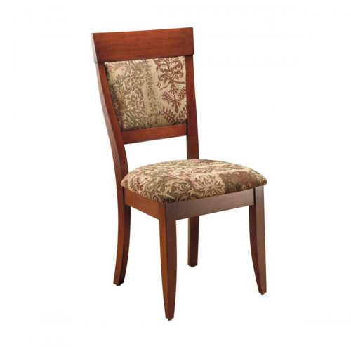 Cushion Back Side Chair