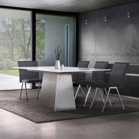 Sculpture Rectangular Dining Set