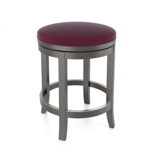 Stout Round Swivel Stool