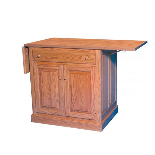 Drop Leaf Kitchen Island