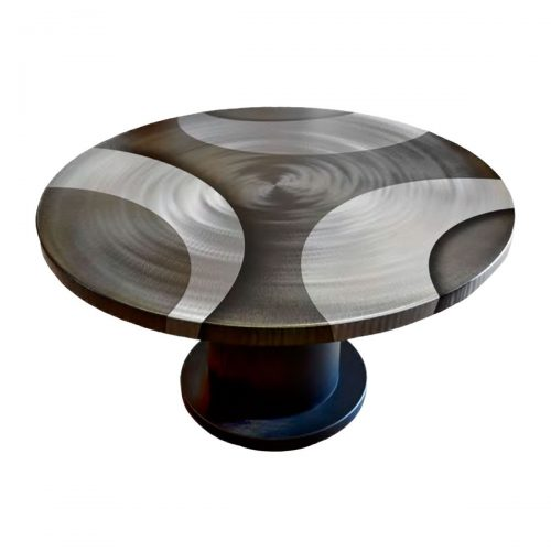 60 Inch Round Pedestal Table