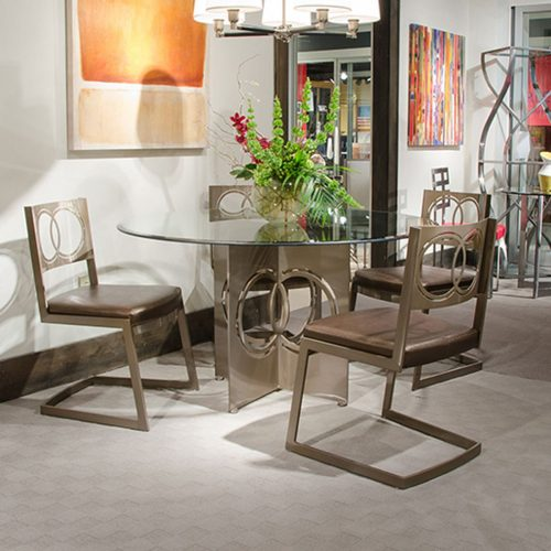 Dining Chairs Chicago: Johnston Casuals