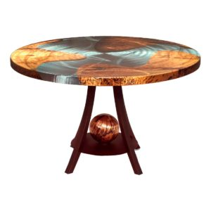 48 Inch Mercury Dining Table