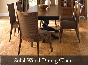 Solid Wood Dining Chairs