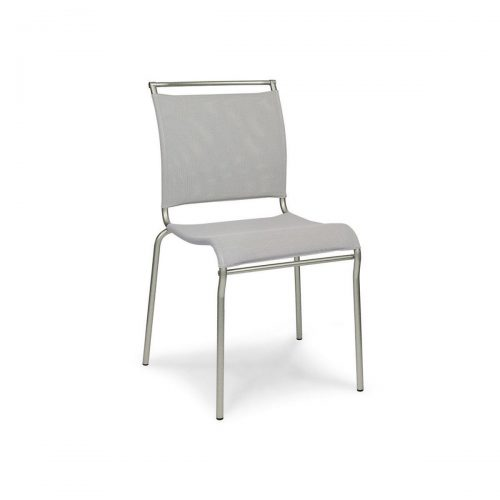Air Stackable Metal Chair