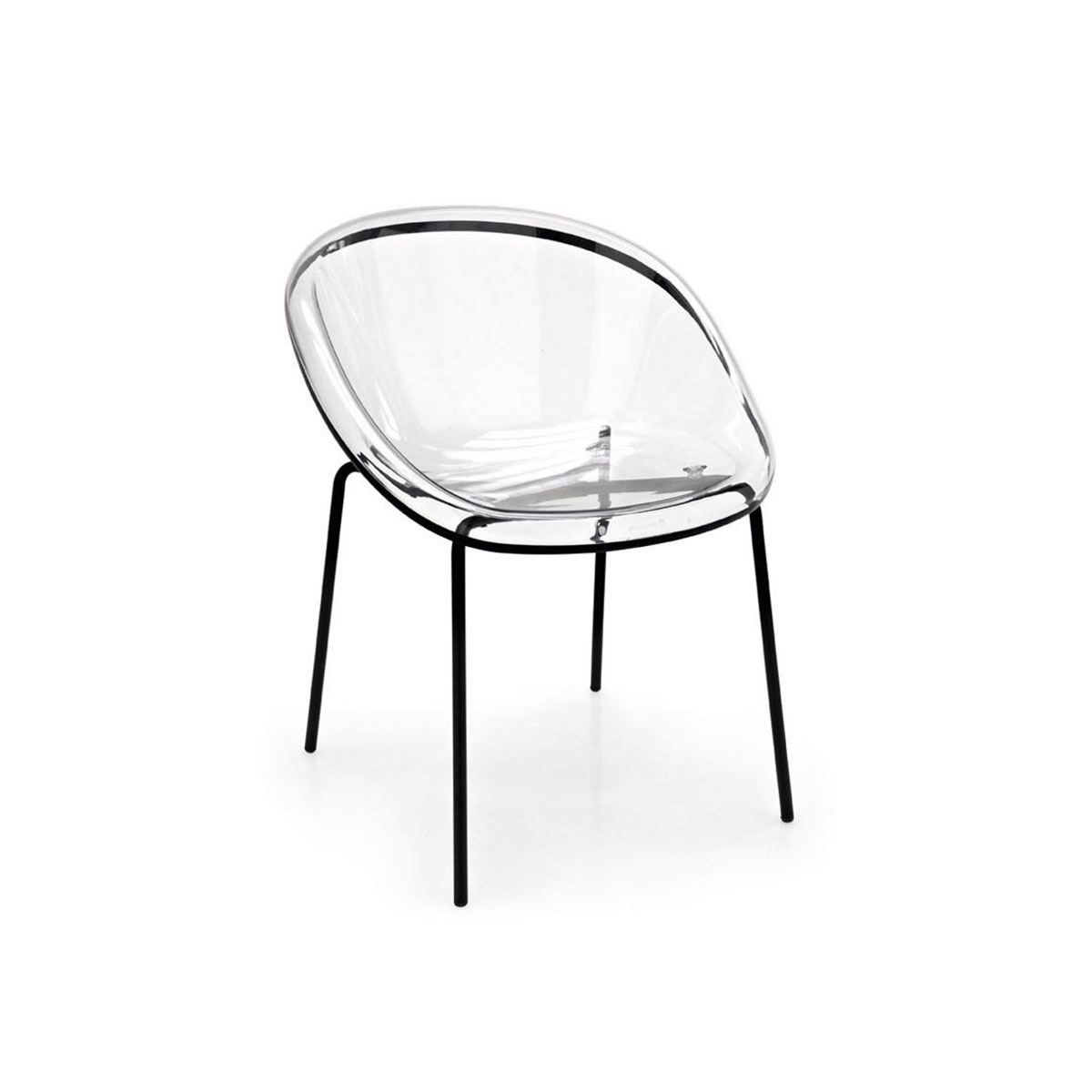 polycarbonate furniture. Bloom Metal And Polycarbonate Chair Furniture