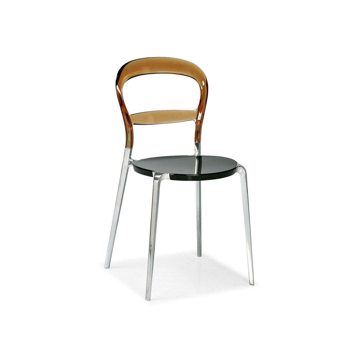 Wien Aluminium Polycarbonate Chair