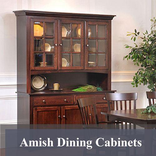 Amish Furniture - American-made Custom Furniture | Serving ...